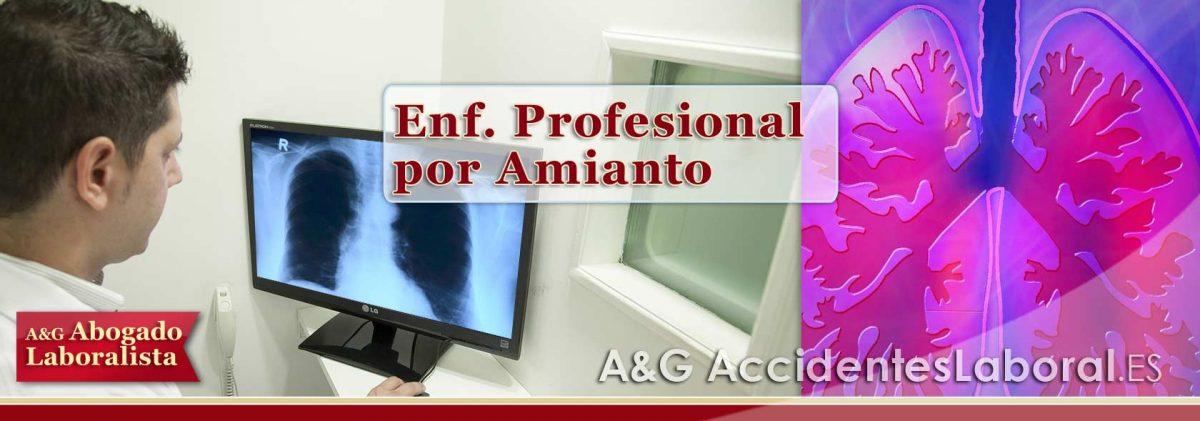 Enfermedades Profesionales por AMIANTO: Asbestosis