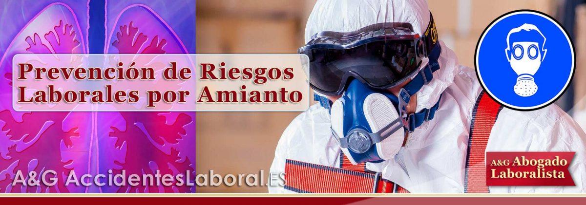 PREVENCIÓN de Riesgos Laborales por Amianto