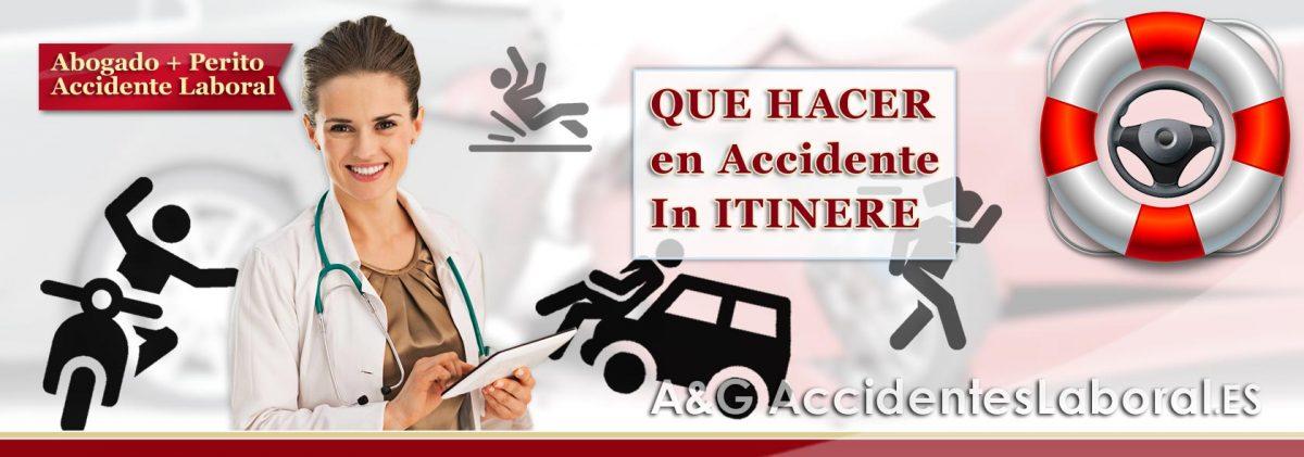 Qué Hacer en Accidente Laboral In Itinere
