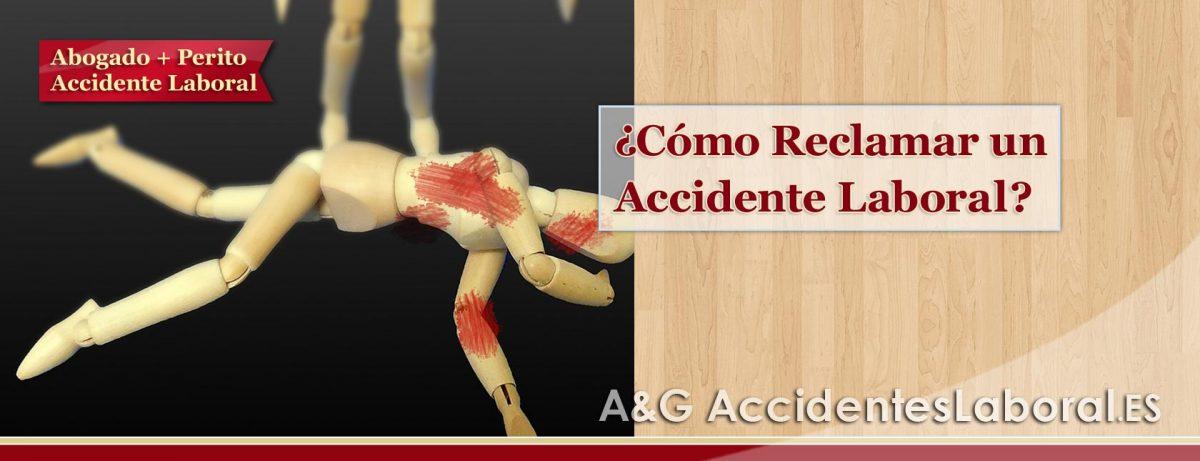 ¿Cómo RECLAMAR tu Indemnización por Accidente Laboral o de Trabajo?