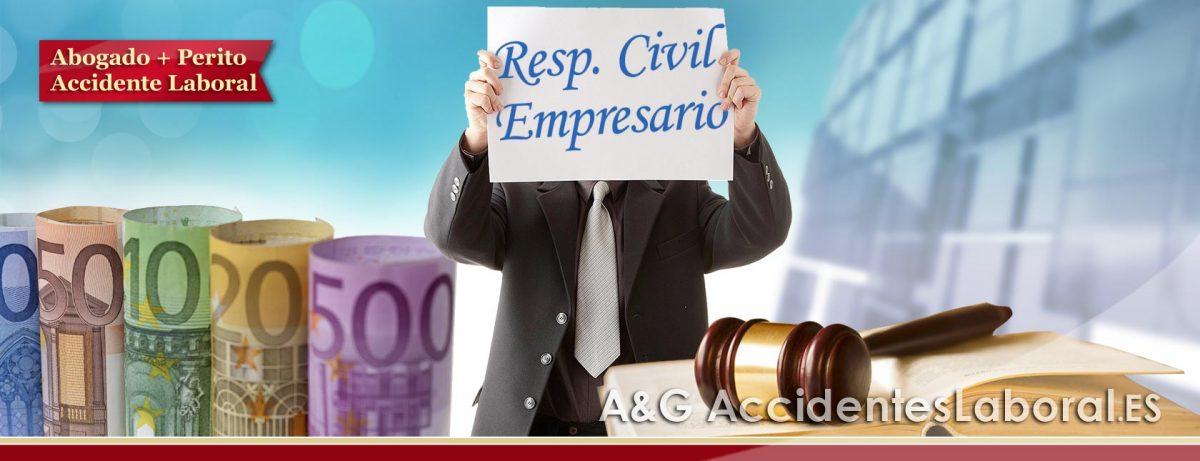 Responsabilidad Civil del Empresario en los Accidentes de Trabajo