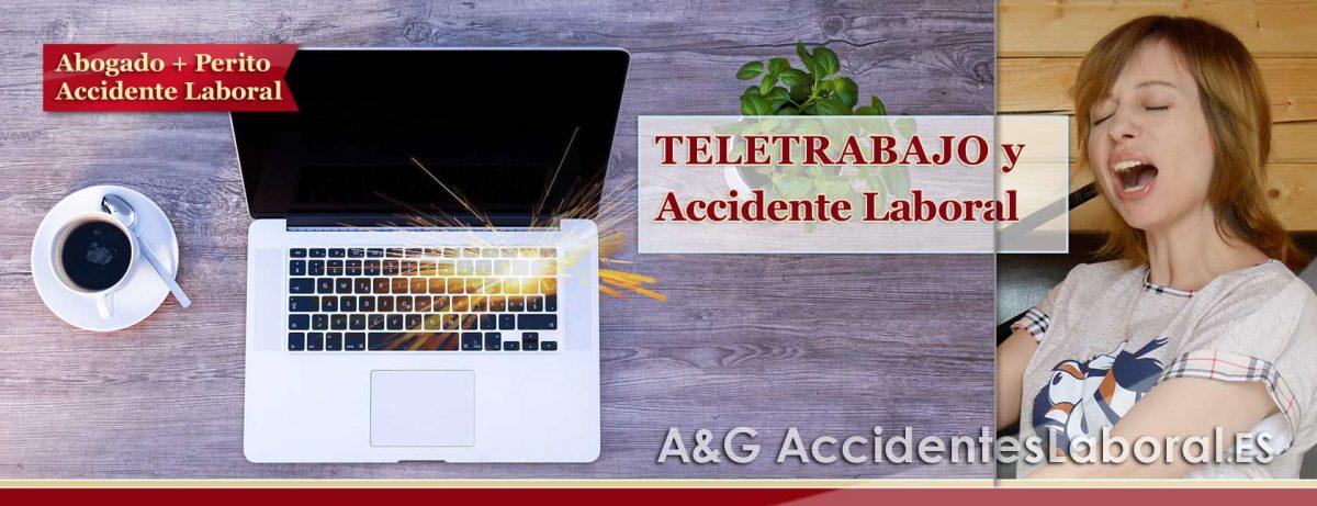 Accidente en casa teletrabajando ¿Se considera Accidente Laboral?